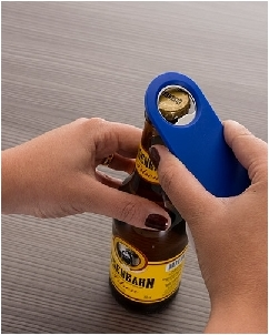 Brindes Personalizados -  Abridor de Garrafa em Metal Personalizado