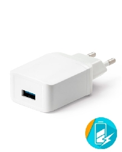 Adaptador USB Personalizado com Carregamento Rapido