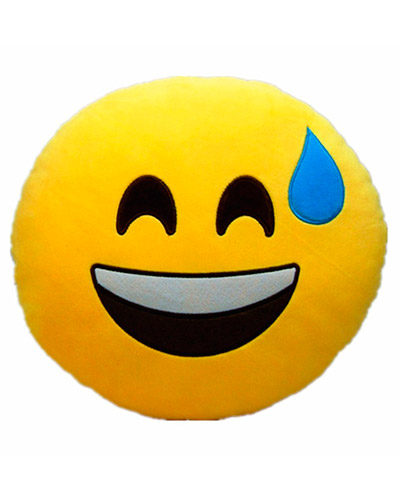 Brindes Personalizados -  Almofada de Emoji para Brindes Personalizados