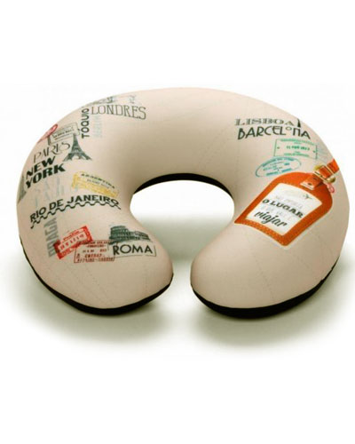 Brindes Personalizados -  Almofada de Pescoço Personalizada