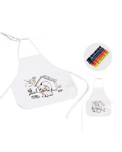 Brindes Personalizados -  Avental Infantil Personalizado