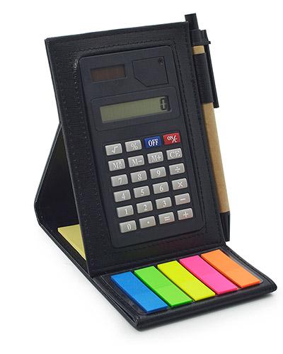 Brindes Personalizados -  Bloco com Calculadora Personalizada