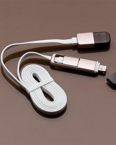 Cabo de Dados USB para Carregador Portátil Personalizado