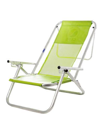 Cadeira Praia Reclinável Personalizada