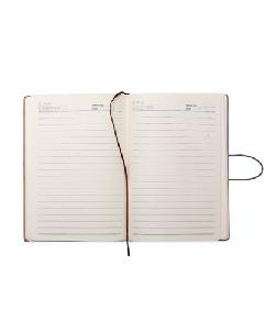 Caderneta Moleskine Emborrachada Personalizada