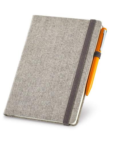 Caderneta Moleskine sem Pauta Personalizada