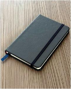 Cadernetas Molesquine Personalizadas