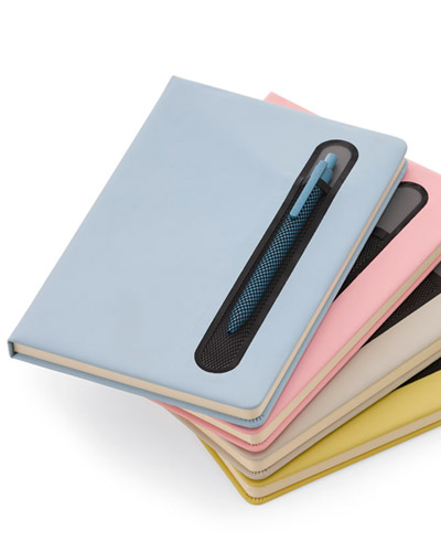 Brindes Personalizados -  Caderno Corporativo Personalizado