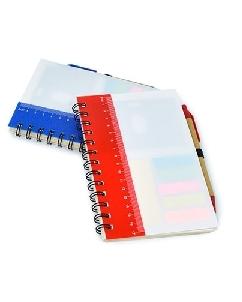 Caderno de Anotações Personalizado