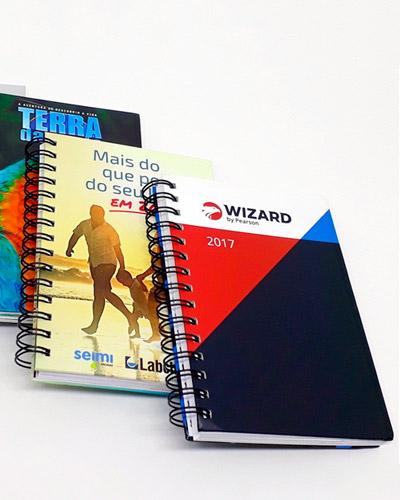 Brindes Personalizados -  Caderno de Negócios