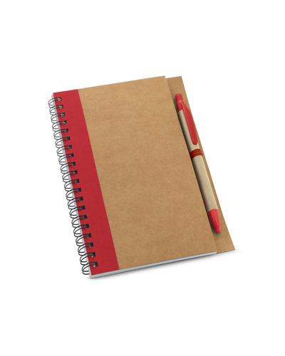 Brindes Personalizados -  Caderno Ecológico para Brindes