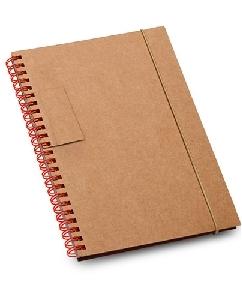 Caderno Ecológico Promocional