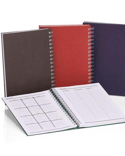 Caderno Executivo para Brinde