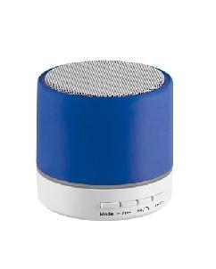 Caixa de som com Microfone para Brindes