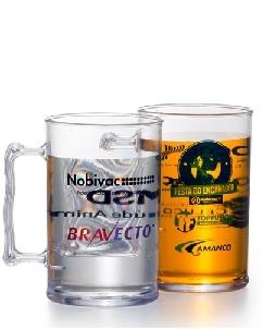 Brindes Personalizados -  Caneca de Chopp 350ML