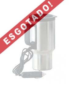 Brindes Personalizados -  Caneca Personalizada Térmica com Aquecedor