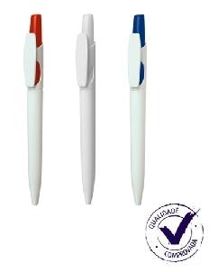 Brindes Personalizados -  Caneta Esferográfica Plástica