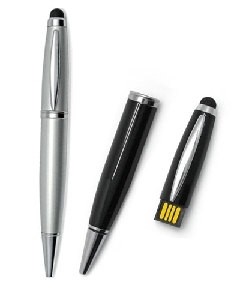 Caneta pen drive para Brinde Personalizada