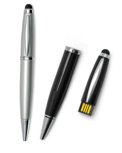 Brindes Personalizados -  Caneta pen drive para Brinde Personalizada