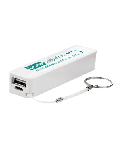 Carregador Portátil USB Promocional