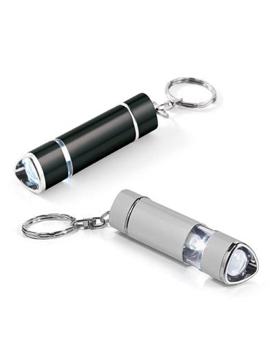 Brindes Personalizados -  Chaveiro com Lanterna Led