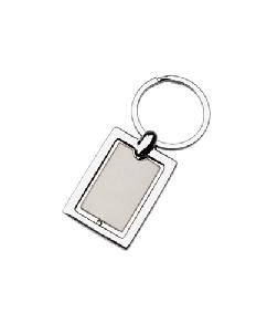 Brindes Personalizados -  Chaveiro de Metal Giratório Personalizado