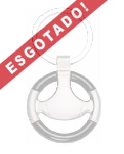 Brindes Personalizados -  Chaveiro de Metal Volante