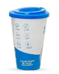 Copo Plastico com Tampa Personalizado