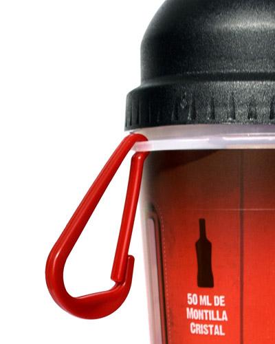 Coqueteleira Plastica Personalizada