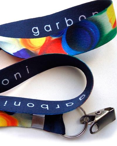 Brindes Personalizados -  Cordão Personalizado com Impressão Digital