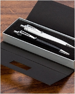 Brindes Personalizados -  Embalagem Caneta e Lapiseira Personalizada
