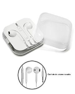 Fone de ouvido Personalizado para Celular