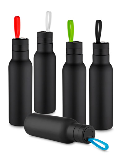 Brindes Personalizados -  Garrafa de Água Inox Personalizada