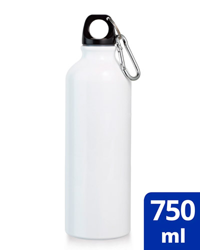 Garrafa de Alumínio Esportiva Personalizada