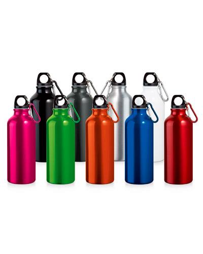 Brindes Personalizados -  Garrafas de Aluminio Decoradas
