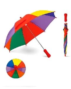 Guarda Chuva Infantil Colorido Personalizado