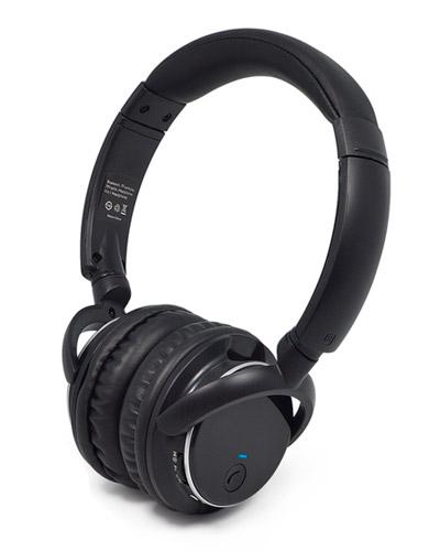 Brindes Personalizados -  Headphone Estéreo com Bluetooth para Brindes