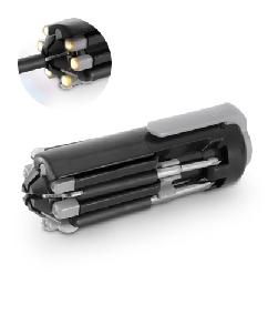Brindes Personalizados -  Kit de Ferramenta com Lanterna Led Personalizado