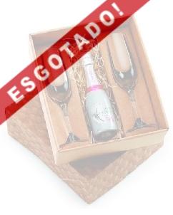 Brindes Personalizados -  Kit Espumante Personalizado