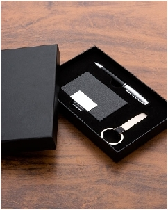 Brindes Personalizados -  Kit Executivo para Escritorio Personalizado