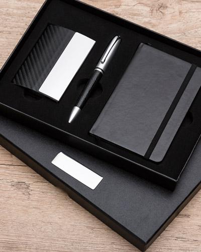 Brindes Personalizados -  Kit Executivo Personalizado para Brinde