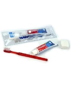 Brindes Personalizados -  Kit Higiene Bucal Viagem