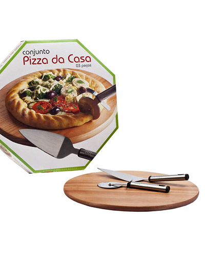 Kit Pizza Personalizado