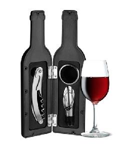 Brindes Personalizados -  Kit Vinho com 03 peças
