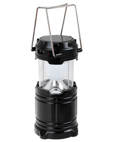 Lanterna Solar Recarregável Personalizada