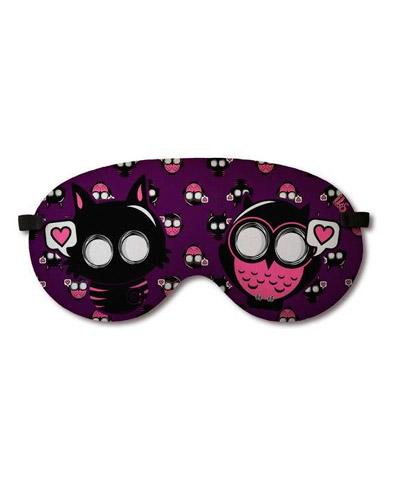 Brindes Personalizados -  Mascara de Dormir Personalizada