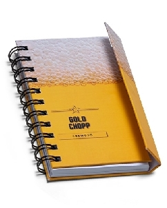 Mini Caderneta Personalizada