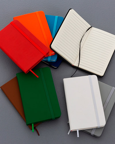 Mini Cadernetas Personalizadas