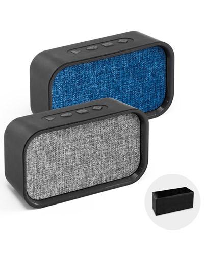 Brindes Personalizados -  Mini Caixa de Som Bluetooth para Brinde