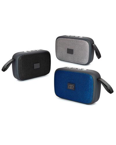 Brindes Personalizados -  Mini Caixa de Som Personalizada com entrada para Pen drive
